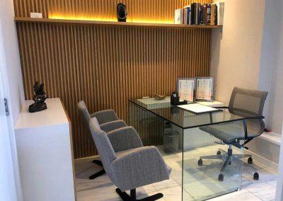 Novo consultório do Dr. Juliano Wada - consultório