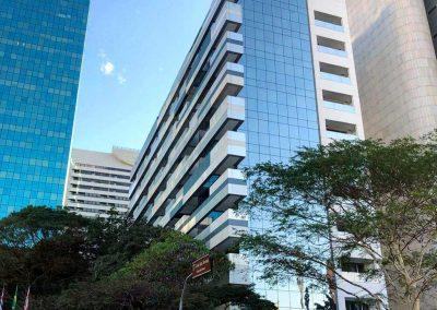 Novo consultório do Dr. Juliano Wada, agora localizado na Av. Paulista, 91 - Cj. 907
